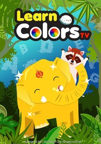 (영어더빙)Learn Colors TV