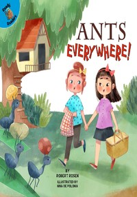 (스토리북)Ants Everywhere!