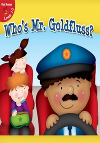 (스토리북)Who is Mr.Goldfluss?