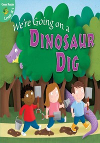 (스토리송)We are Going on a Dinosaur Dig